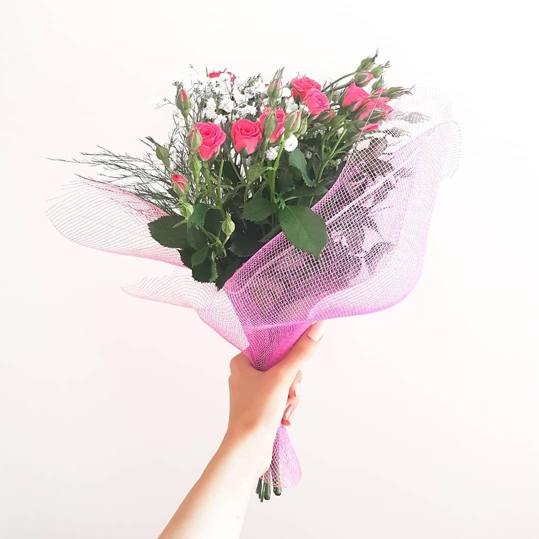 Do you like getting flowers? Lubicie dostawać kwiaty