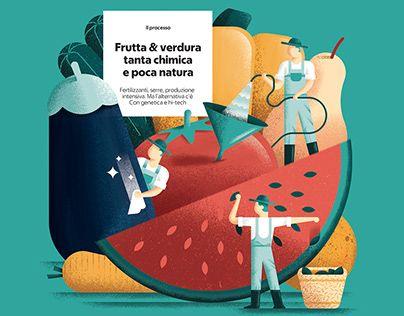 Photo of Editorial Illustrations – La Repubblica 2018 pt2