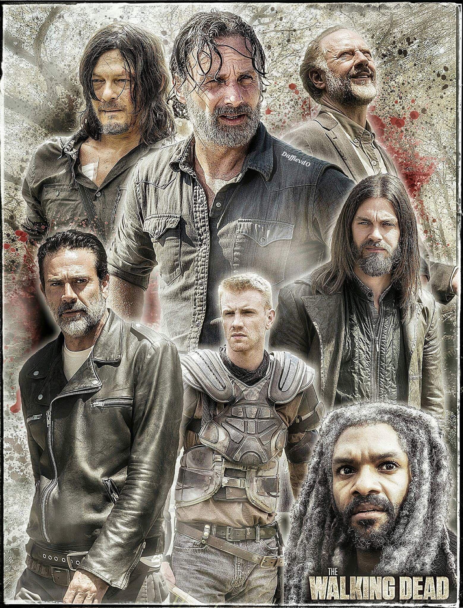 WALKING DEAD POSTER Fear Zombie Season Wall Art Photo Poster A4 A3