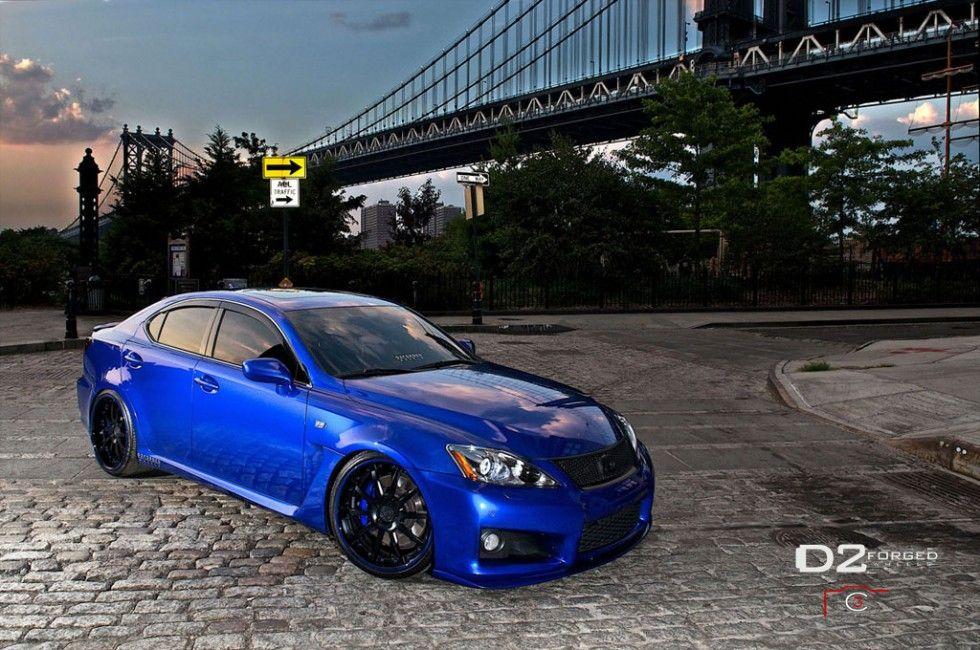 Lexus ISF 20″ FMS05 Wheels Wheels