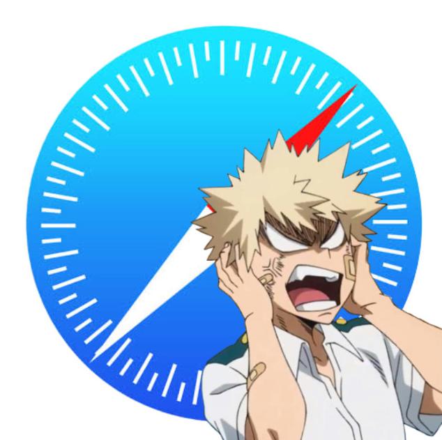 bakugo safari's icon app in 2020 Cute app, Animated