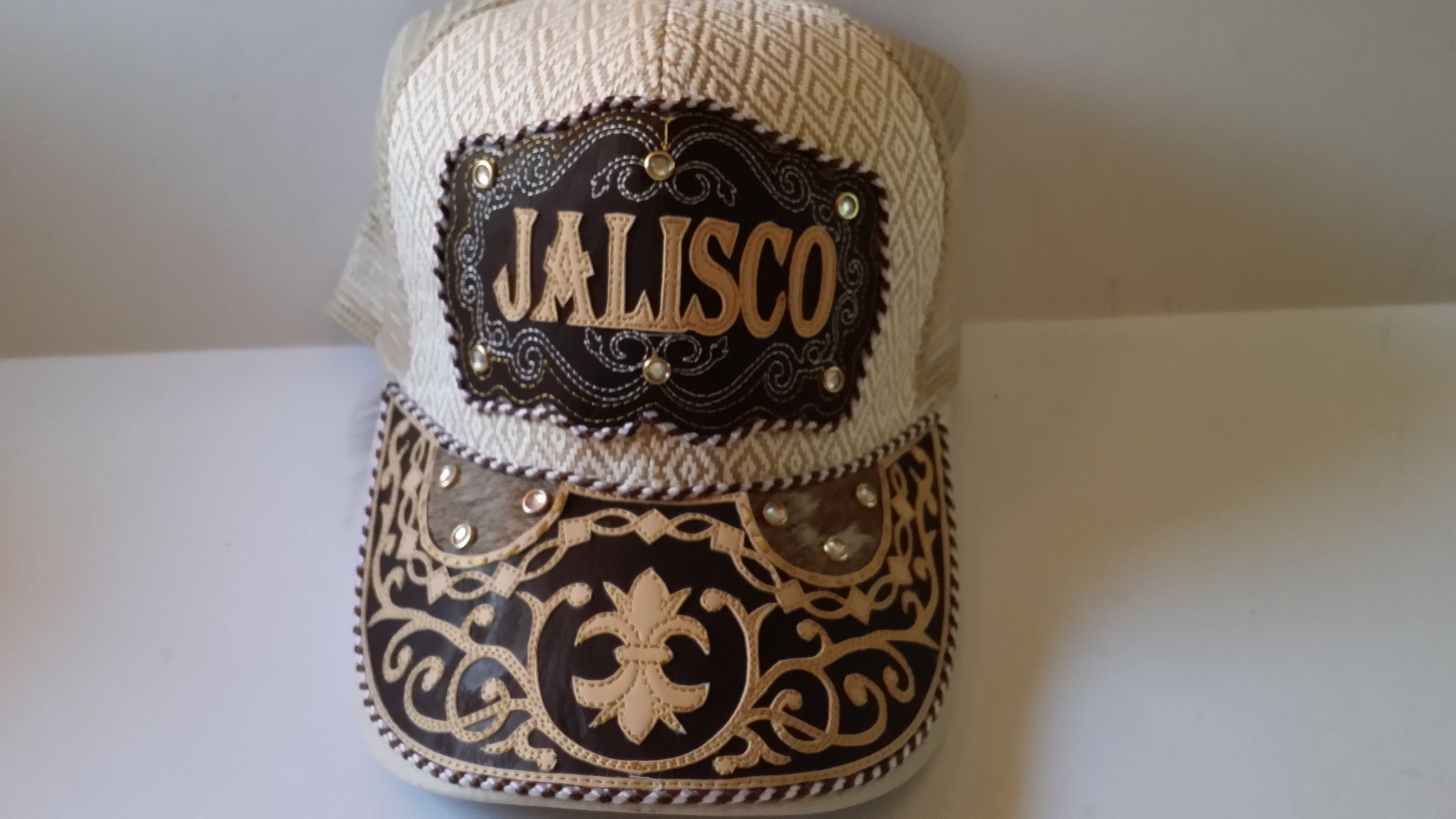Gorra Charra de Jalisco. Charro Caps  45401267f2a
