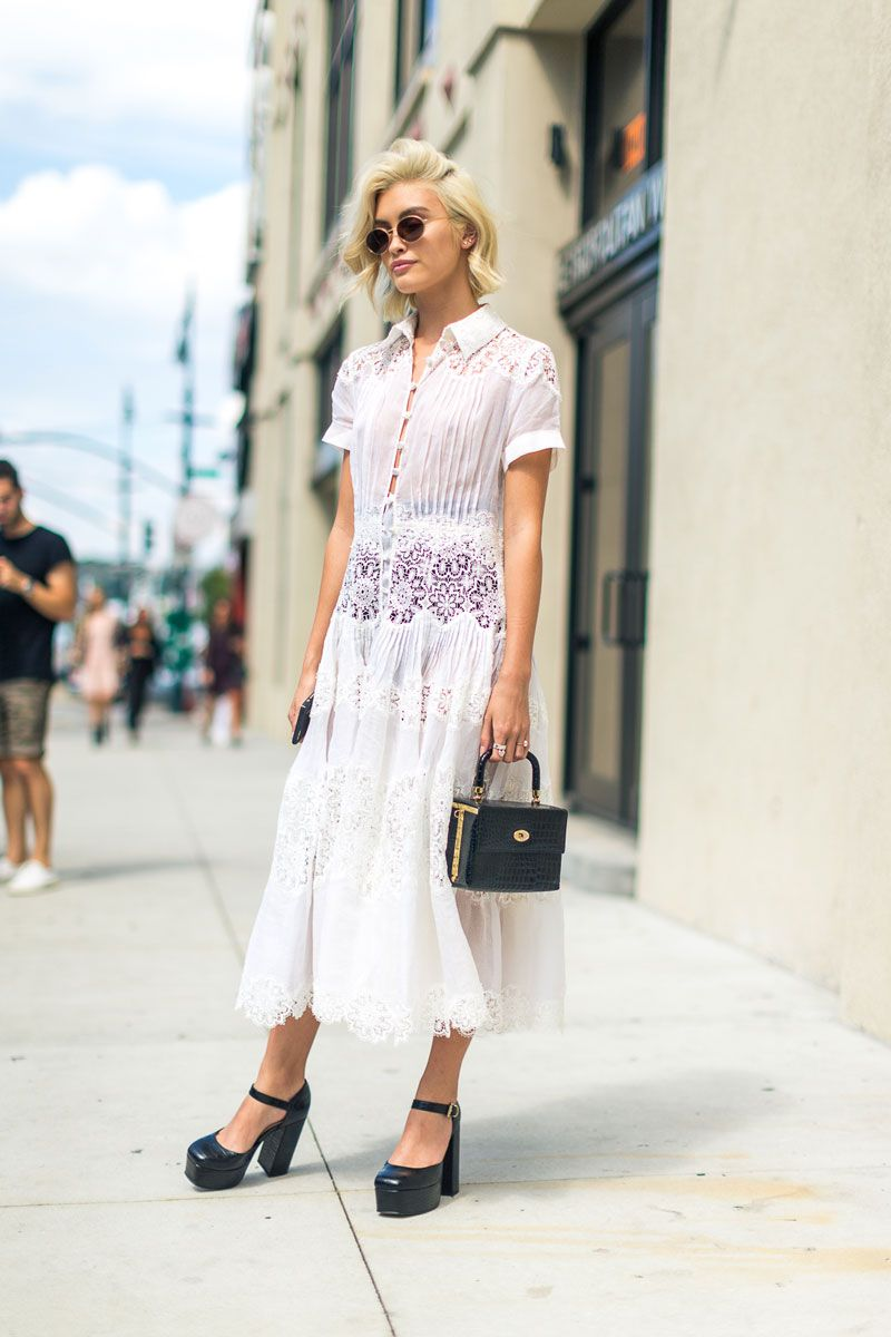 The street report new york fashion week fashion weeks street and