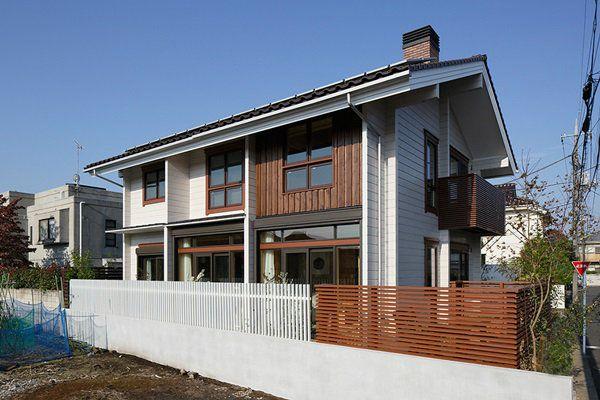 30 บ านไม 2 ช นสไตล ญ ป น Japanese House ออกแบบบ าน บ านสไตล ร วมสม ย บ านในฝ น