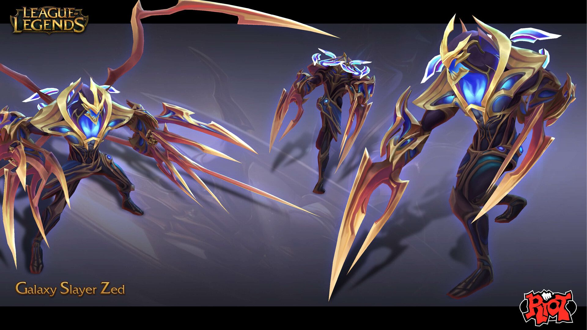 Artstation Galaxy Slayer Zed Duy Khanh Nguyen In 2020 League Of Legends Game League Of Legends Characters League Of Legends