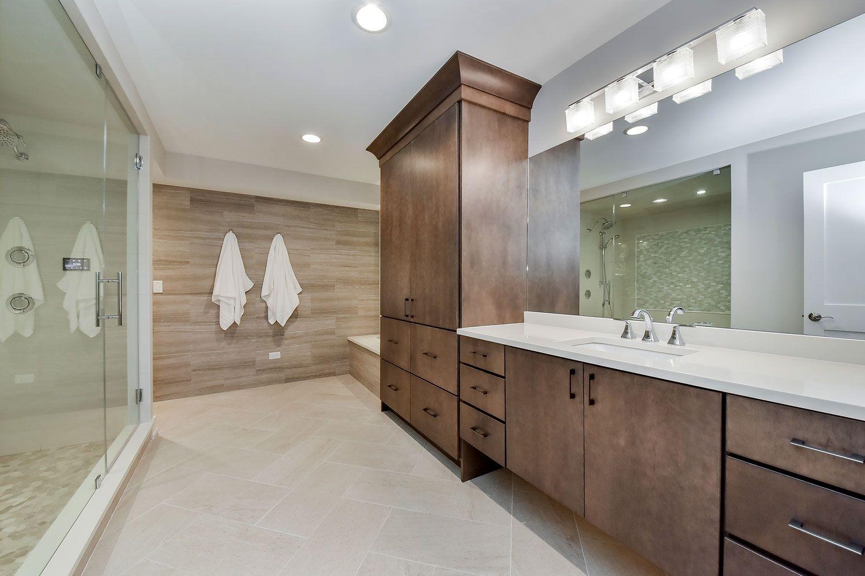 Gregg Merriann S Basement Remodel Pictures Bathroom Remodel Cost Bathrooms Remodel Guest Bathroom Remodel [ jpg ]