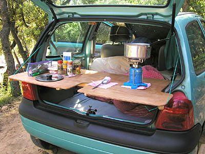 Touingo Car Camping Plus