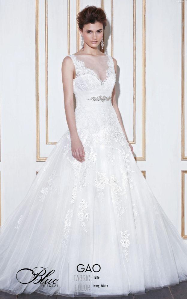 Belle Amie brudekjole 2014