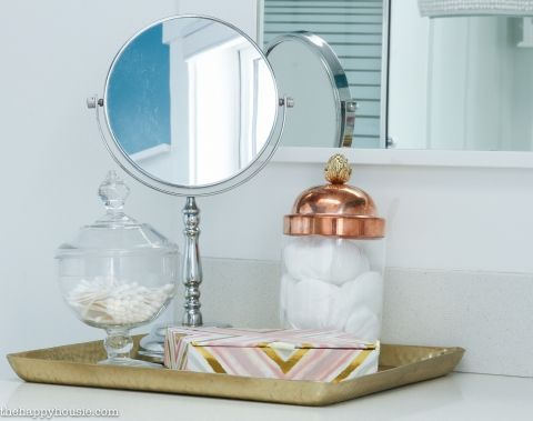 How to Completely Organize Your Bathroom