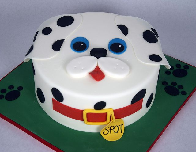 Designer Dog Cake Toronto By Fortheloveofcakeca Via Flickr