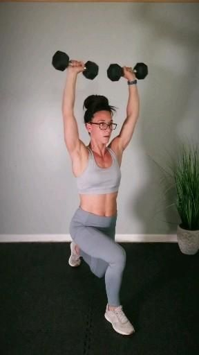 Full body exercise for your at home workout