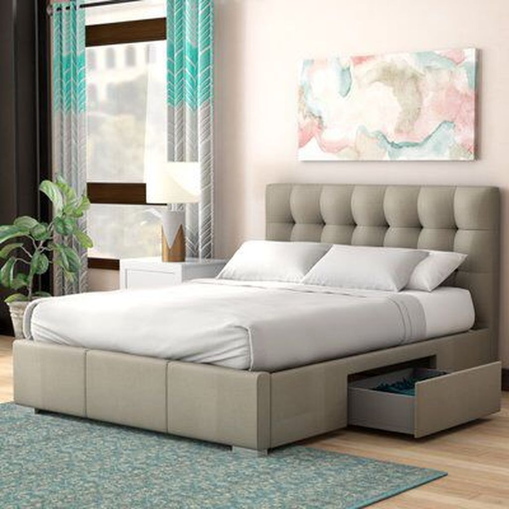 31 Wonderful Hidden Bedroom Storage Design Ideas For Small