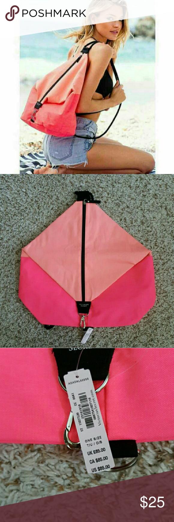 Victoria's secret backpack Victoria's secret backpack, NWT! Victoria's Secret Bags Backpacks