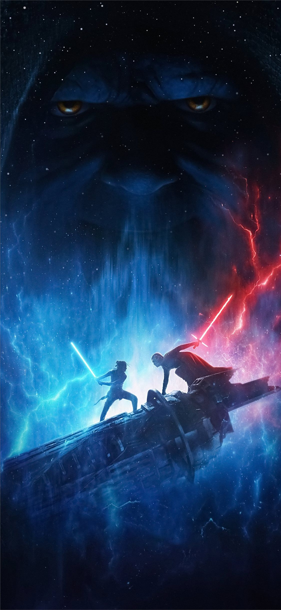 Star Wars Backgrounds Iphone : backgrounds, iphone, Skywalker, Wallpaper, Iphone,, Wallpaper,, Background