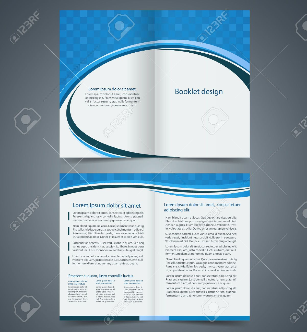 Corporate Booklet Design Google Search Graphic Design - Information brochure template