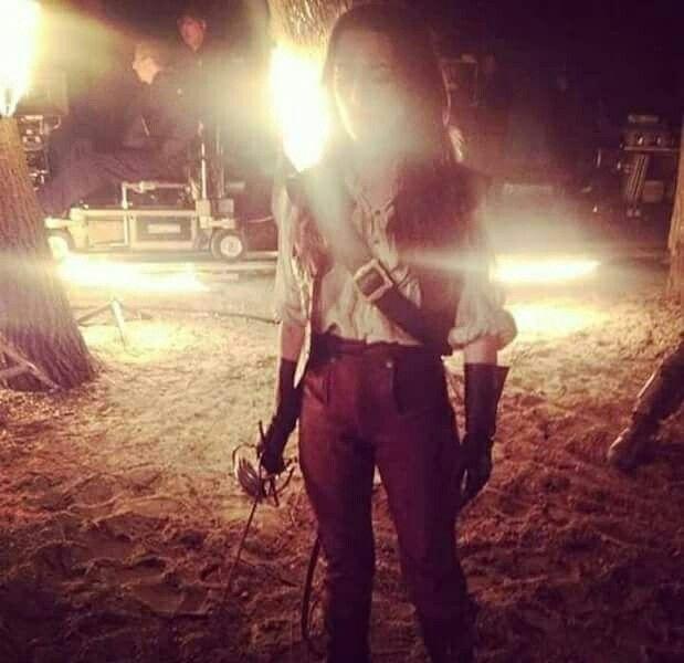 Addison Timlin as Lucinda Price #FallenMovie
