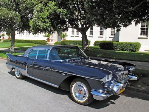 Awesome Cadillac 2017: 1957 Cadillac Eldorado Brougham  ... | The Classic Car Feed - Classic and antique cars | doyoulikevintage April 2015 Check more at http://cars24.top/2017/cadillac-2017-1957-cadillac-eldorado-brougham-the-classic-car-feed-classic-and-antique-cars-doyoulikevintage-april-2015/