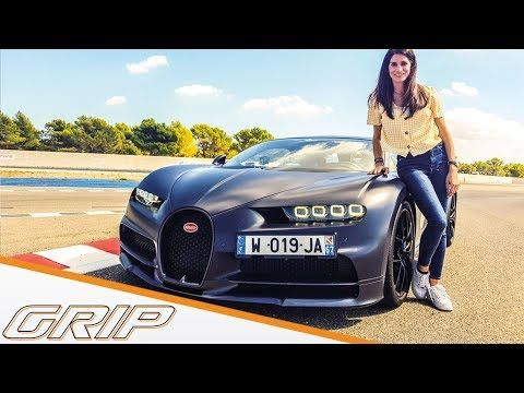 Bugatti Chiron Sport I GRIP - YouTube