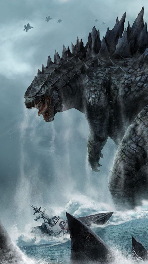 Download 4K HD Collections of Godzilla wallpaper 73+ For