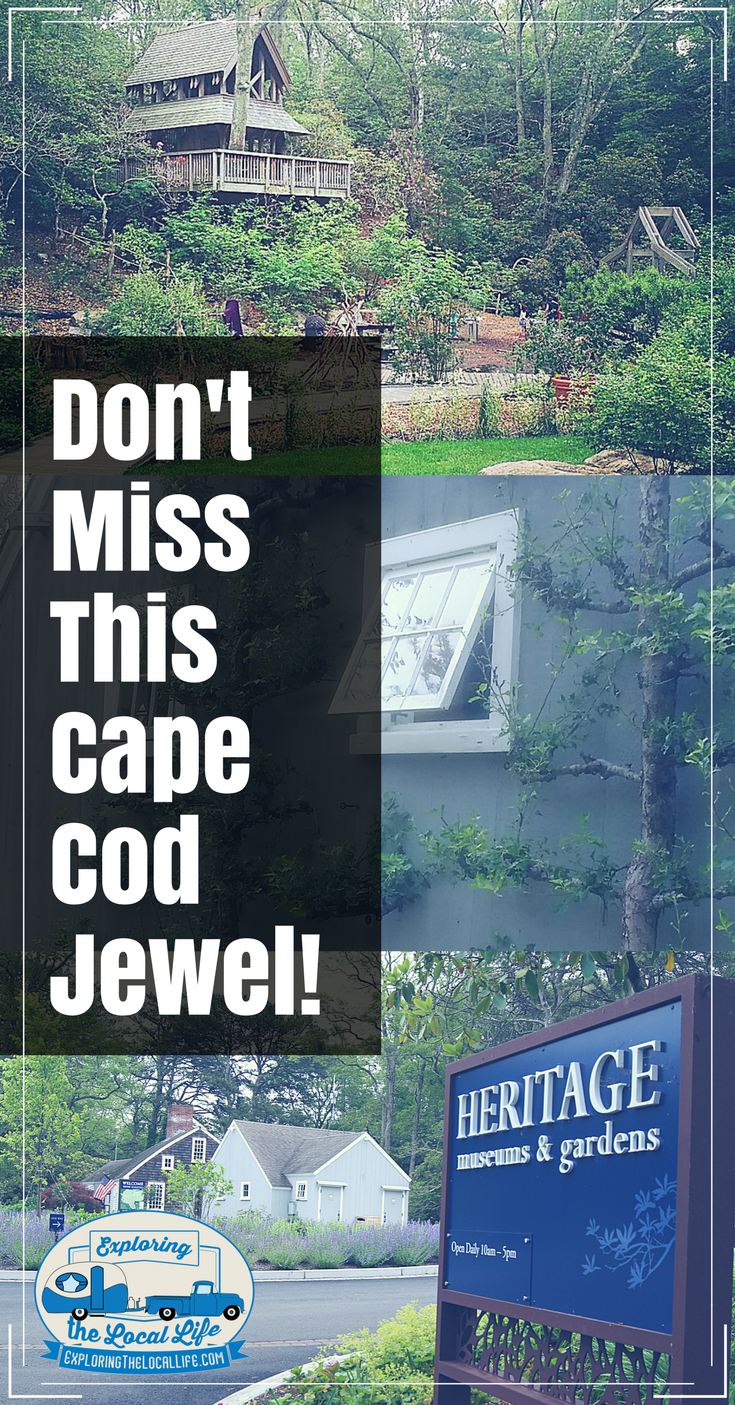 Visiting Cape Cod? Make sure to visit the Heritage Museums & Gardens ...