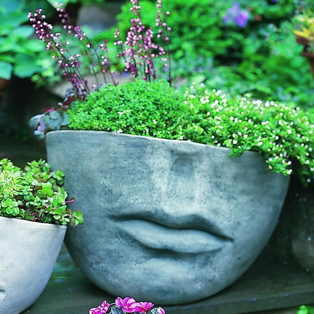 Faccia Contemporary Large Garden Planter | Products | Pinterest ...