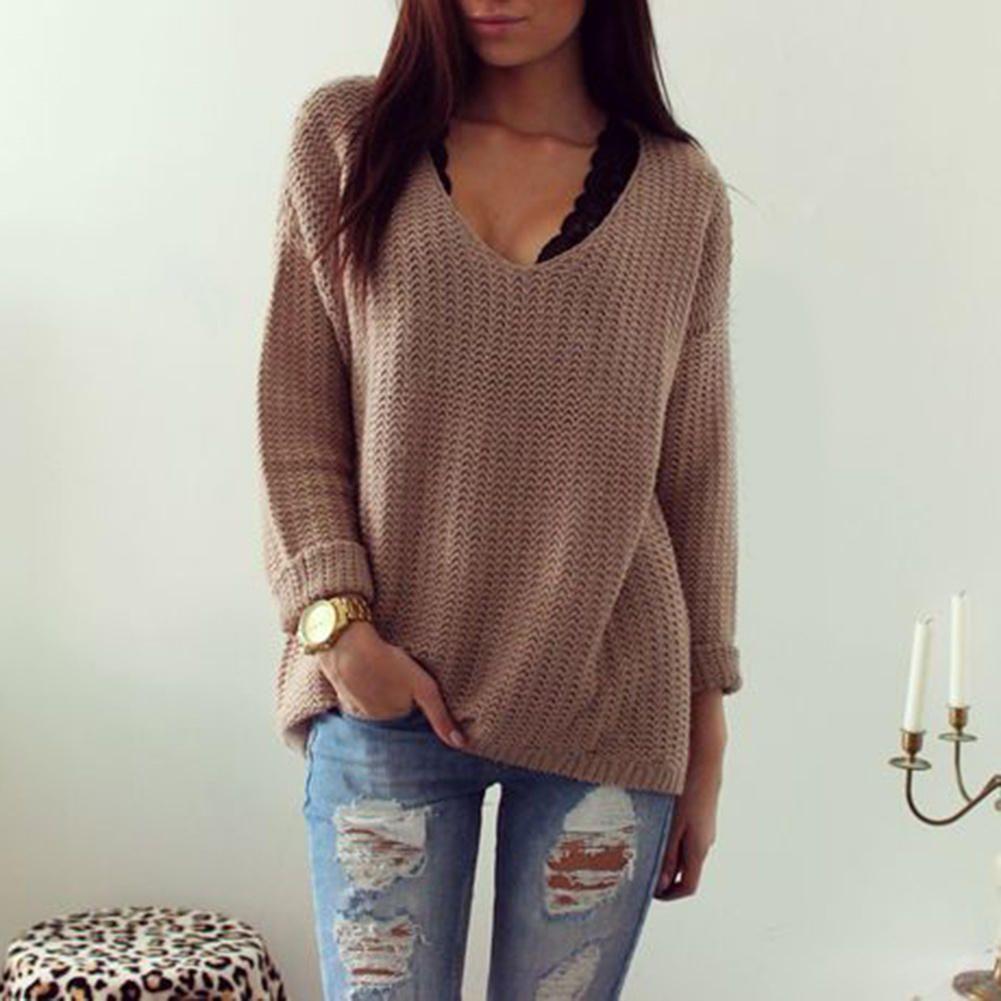 16 Outfits que puedes armar con suéteres holgados | Jumper and ...