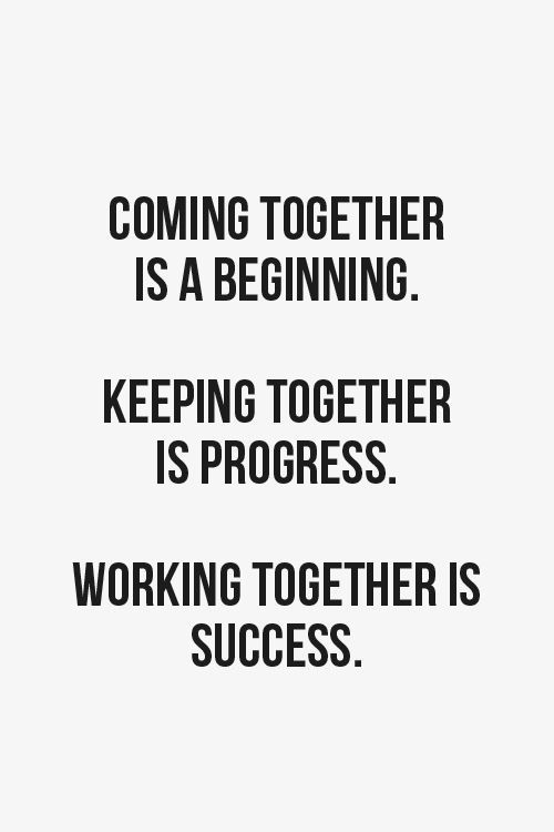 42 Inspirational Teamwork Quotes Team Work Motivation Teamwork