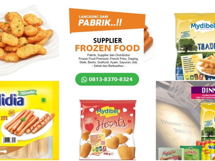 Cara Jadi Distributor Frozen Food Makanan Beku Makanan Olahan Frozen