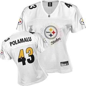 steelers womens jersey polamalu 43  0deeb1981