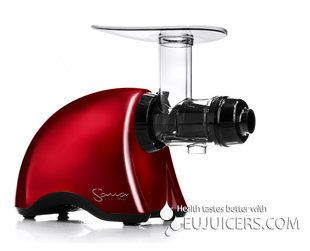 Functionality AND design - absolutely love my new slow juicer!