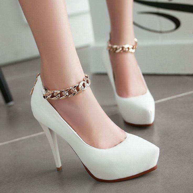 Zapatos plateado formales Moda in Pelle para mujer Y0jCWA