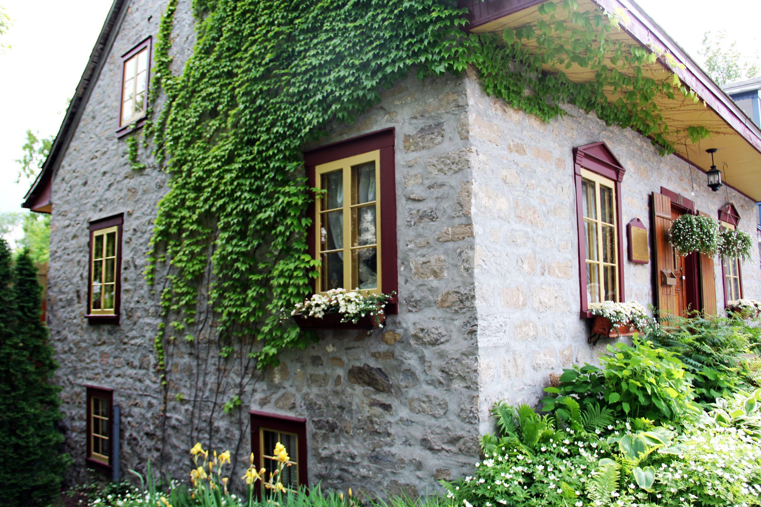 Maison ancestrale qu bec canada - Canada maison a vendre ...