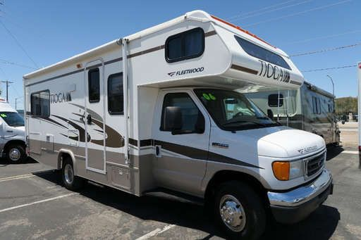 Check Out This 2006 Fleetwood Tioga 24d Listing In Mesa Az 85207
