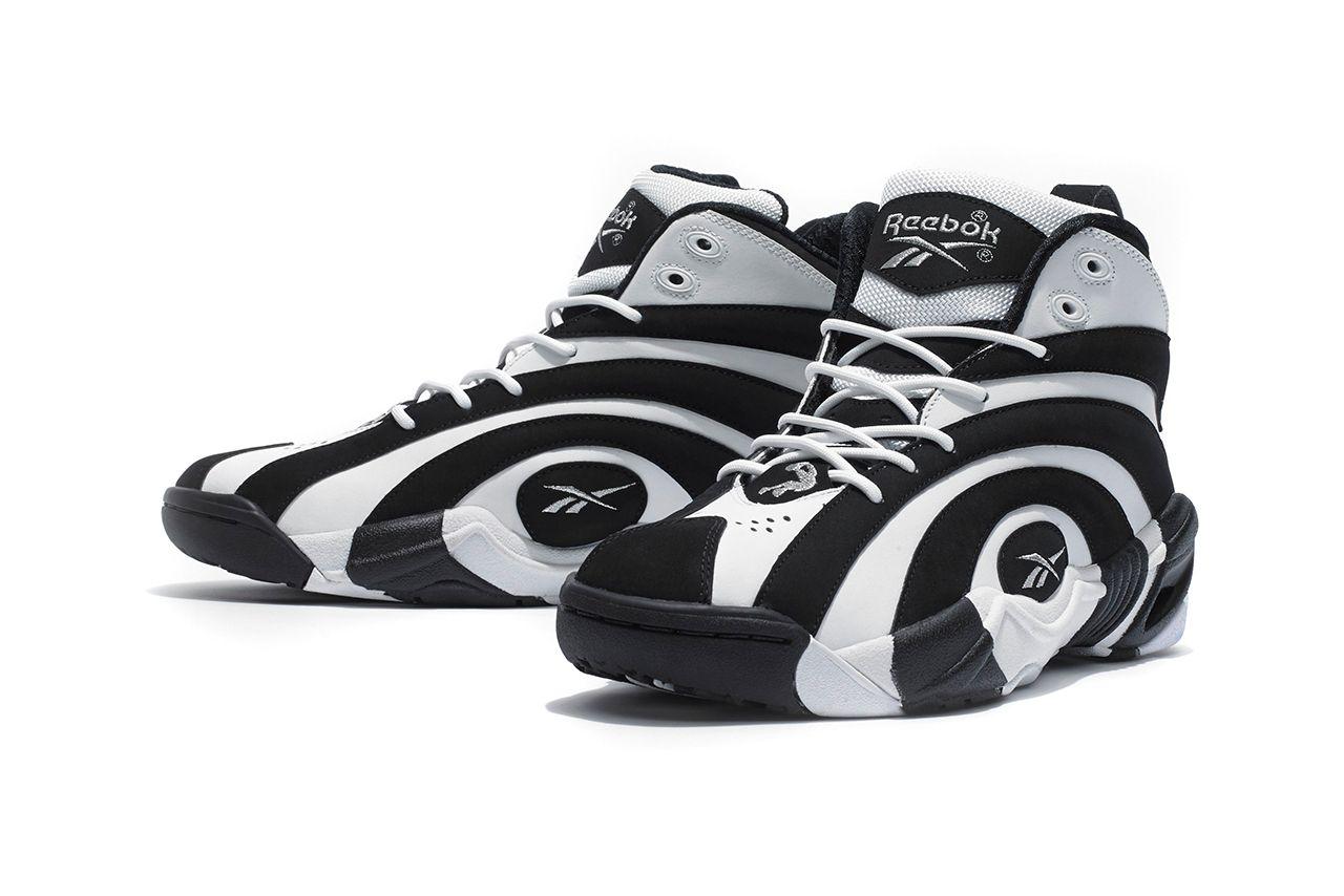 diferentemente materiales superiores precios baratass Reebok Classic 2013 Summer Shaqnosis OG Black/White | Sneakers ...