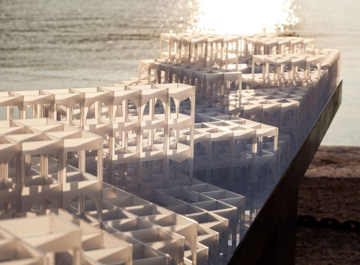 15 Biennale di Venezia. Monument for an Open Society