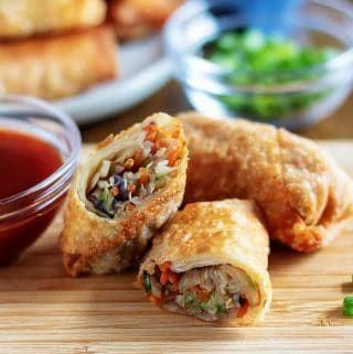 Get Chinese Food Appetiser Dish #chinese food styling