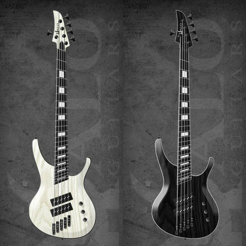 Halo Fanned Fret Bass Guitars | Projekty do wypróbowania | Pinterest