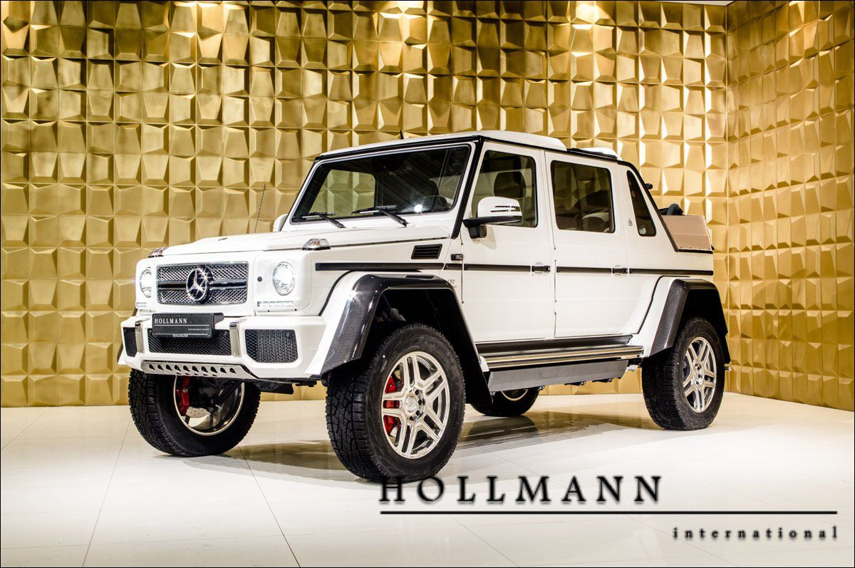 Mercedes Maybach G650 Price >> Hollmann International Maybach Mercedes Benz Maybach G650