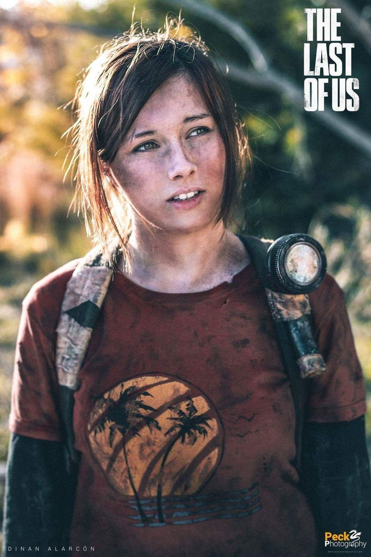 Pin on Last of Us Cosplays