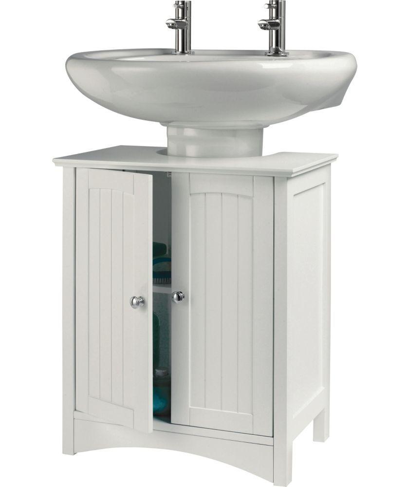 Buy Under Sink Storage Unit - White at Argos.co.uk - Your Online ...