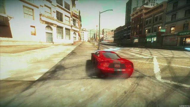 Ya tienes disponible la beta de Ridge Racer Driftopia