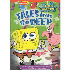 Spongebob Squarepants: Tales From The Deep (DVD)