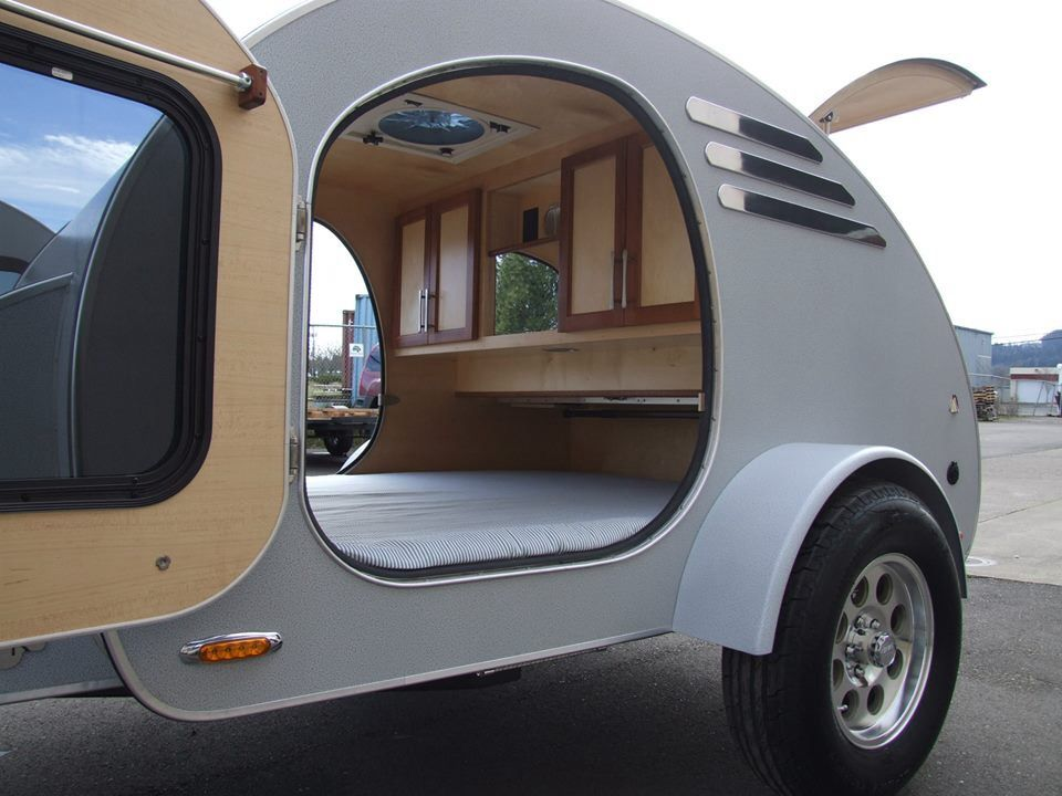 Oregon Trail\'R #teardrop trailer | Авто Мото | Pinterest