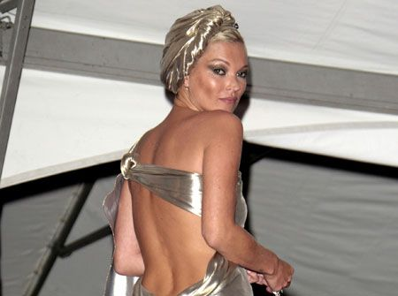 ... a shining example of a chic turban in 2009 on the red carpet at the MET.