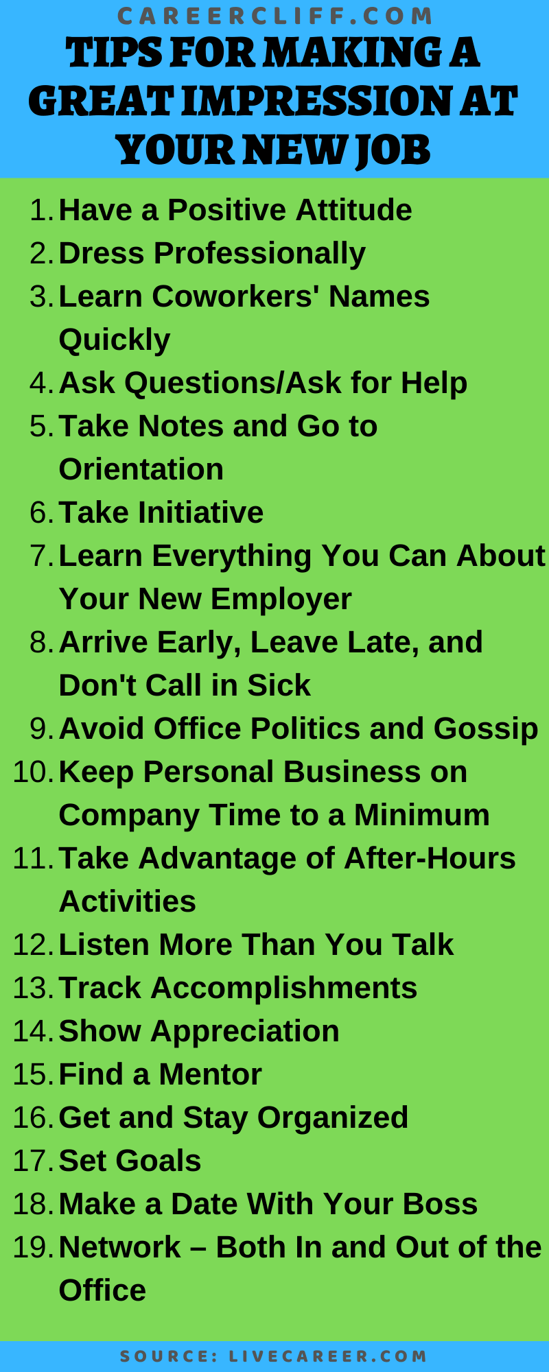 how to make a good impression on your first day of work  how to make a good impression at a new job how to make good impression at new job first impression at work how to make a good impression on your first day of work making a good impression at new job how to make an impression at work how to make a good impression in a new job new job how to make a good impression
