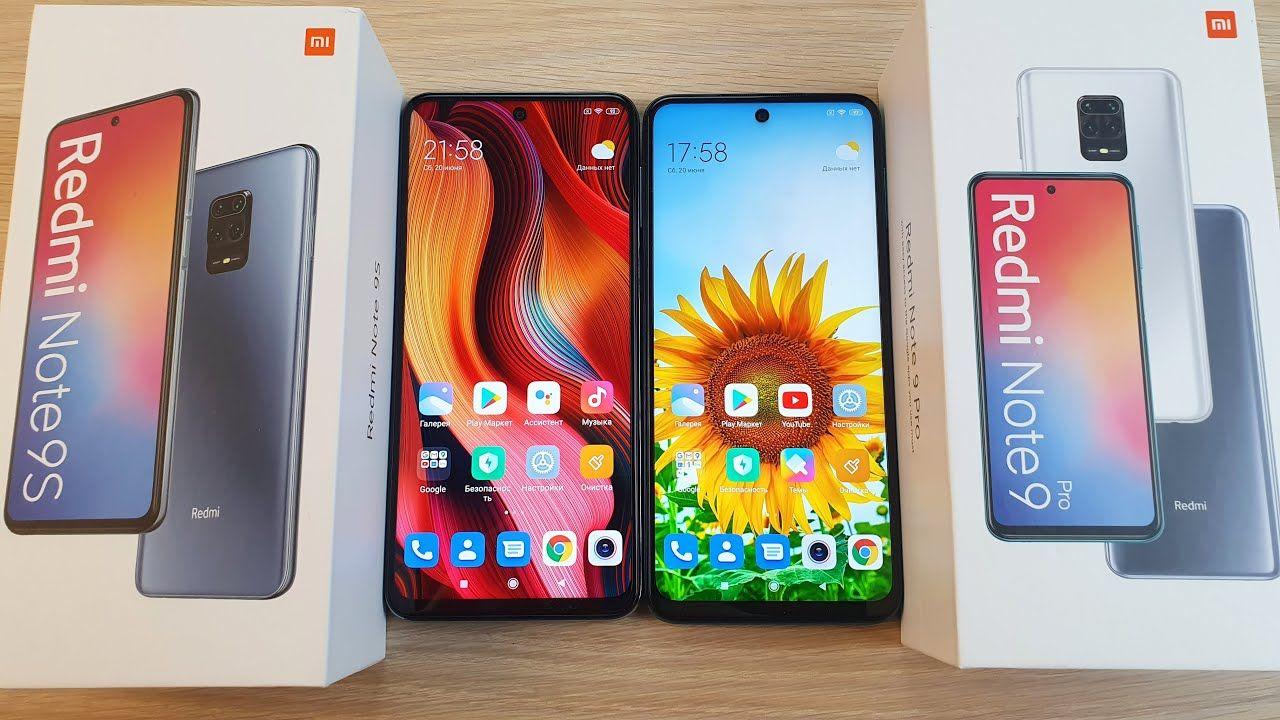 Xiaomi Redmi Note 9s Vs Redmi Note 9 Pro Mana Pilihan Anda Apple Iphone Iphone Gadget