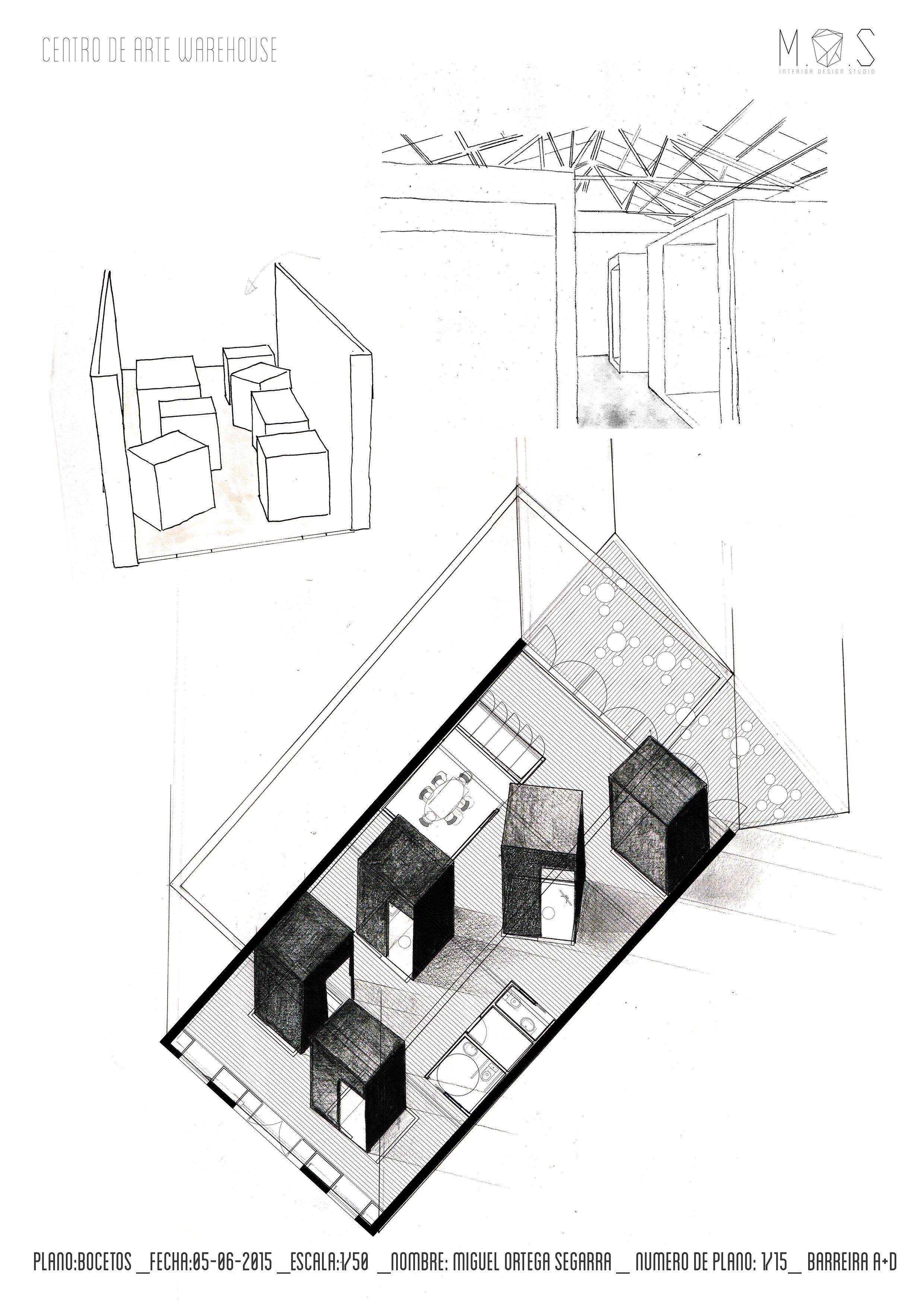 Alumno miguel ortega segarra asignatura proyecto ii for Ciclo superior diseno de interiores
