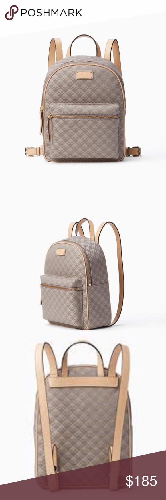 NWT Kate Small Bradley Penn Place Fabric Backpack Description Up For Sale  is one Brand New 4da92d3bebfc6