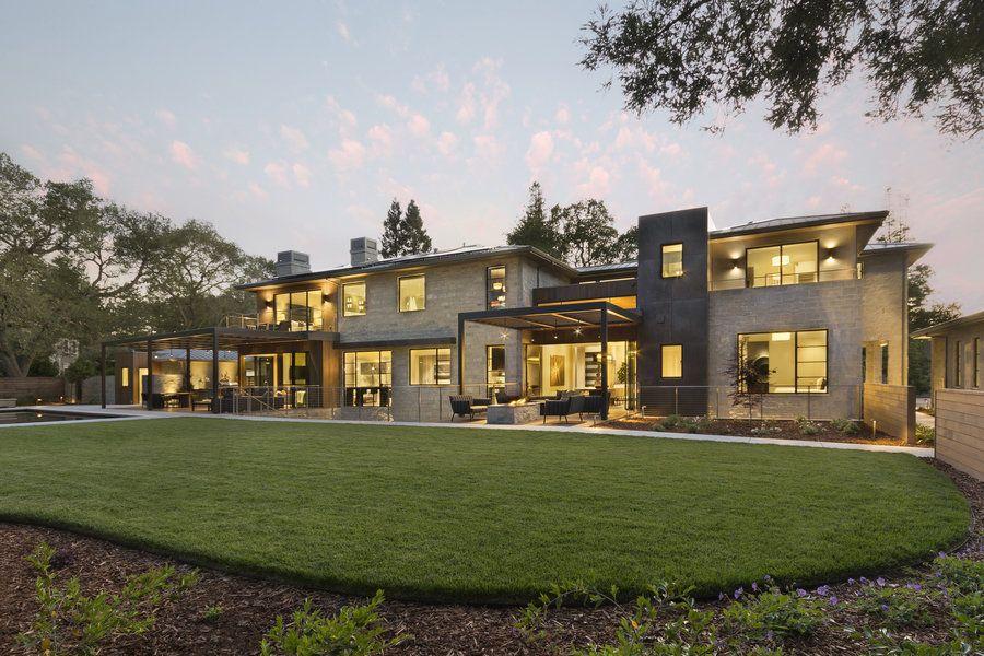 Mansion In Atherton California
