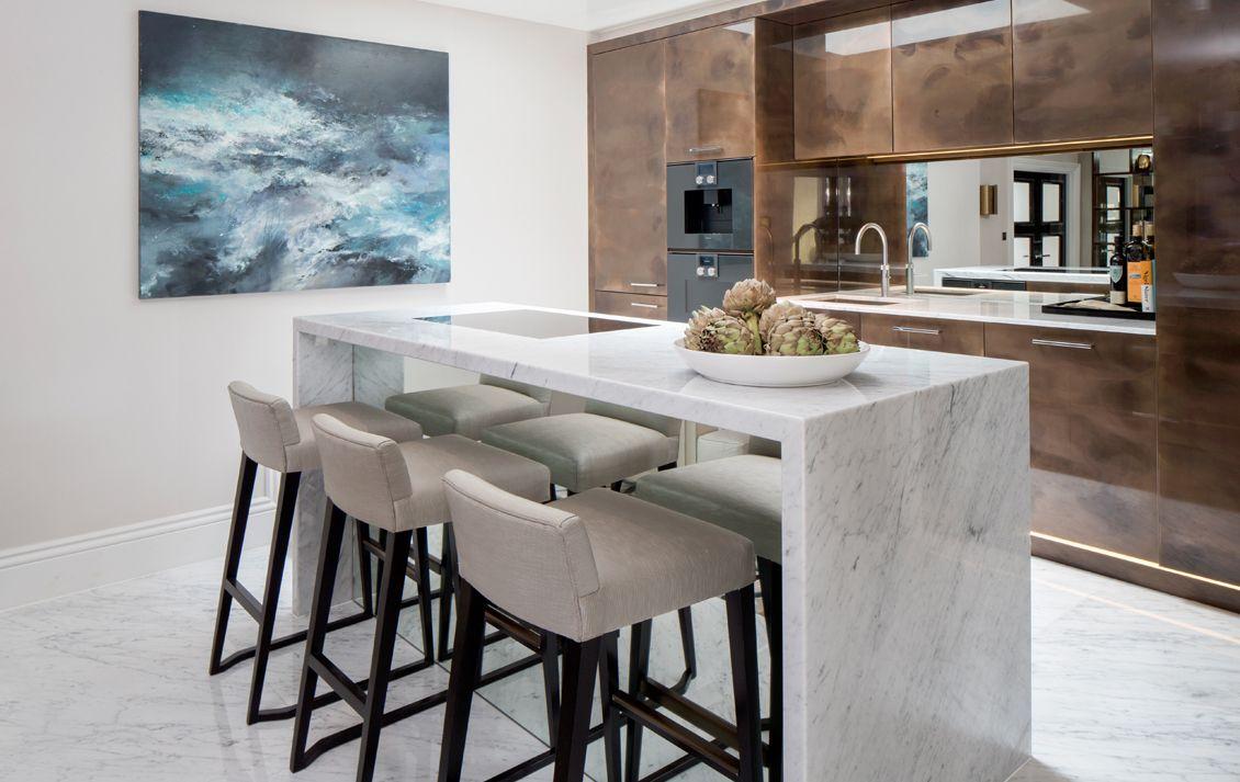 belgravia mews house luxury interior design laura hammett